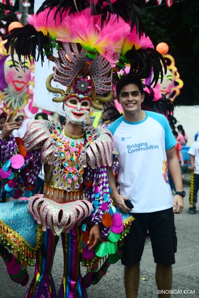 Bacolod Masskara 2014 Street Dance Competition with Juancho Triviño