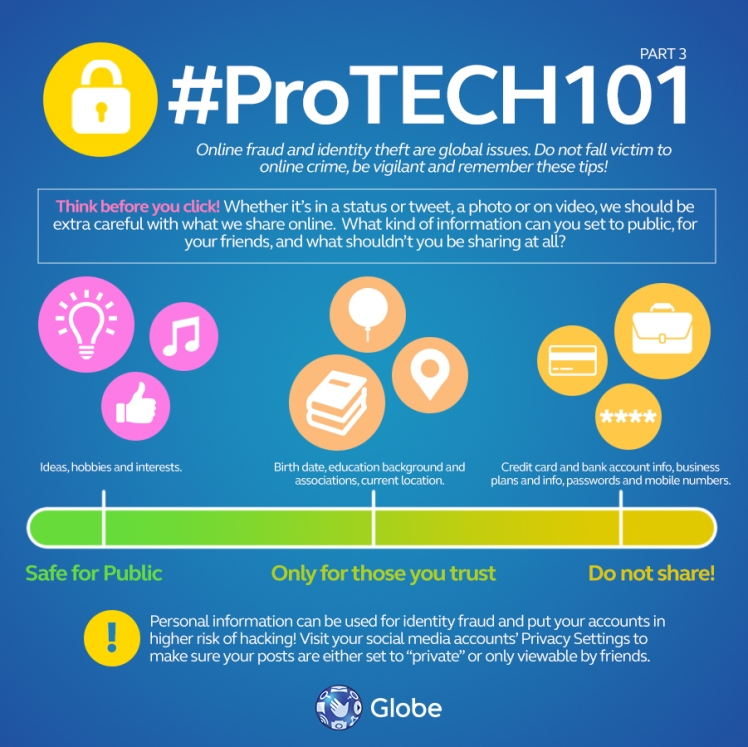 #PROTECH101 Sharing Information