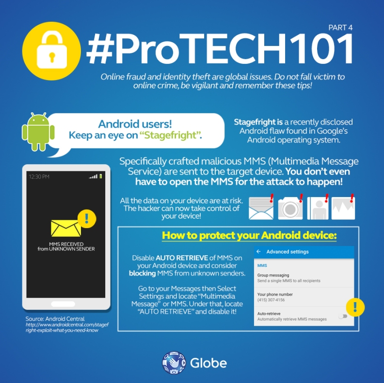 #PROTECH101 Android Stage Fright